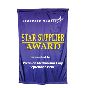 Lockheed Martin: Star Supplier